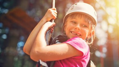 تصویر از ۱۰ راه افزایش اعتماد به نفس کودکان