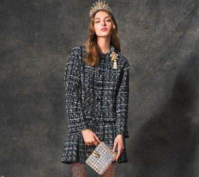 تصویر از مدل های لباس زنانه برند D&G فصل پاییز و زمستان