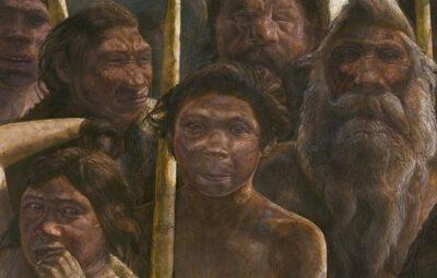 تصویر از کشف قدیمی ترین ژن انسان