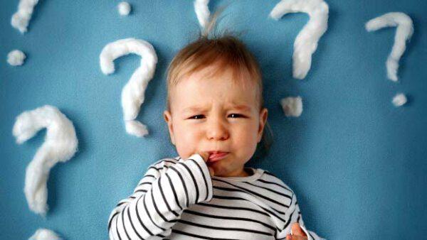 افزایش گریه کودک یکی از علائم وجود استرس در کودکان نوپا می باشد.
