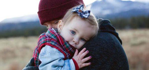علائم وجود استرس در کودکان نوپا