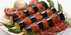 طرز تهیه کباب بادمجان ترکیه