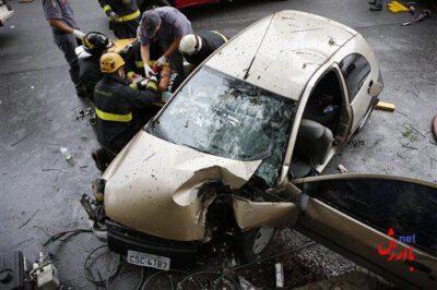 آمار تصادفات در برزیل