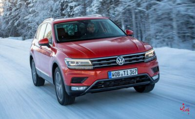فولکس واگن تیگوان Volkswagen Tiguan