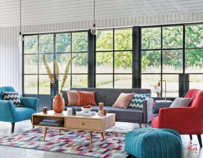 تصویر از جدیدترین متد تزیینات خانه 2018