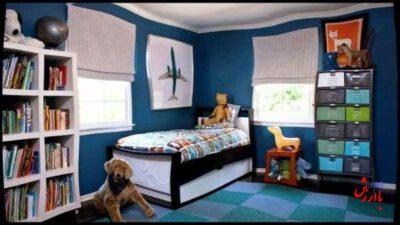 انواع عروسک زیبا برای اتاق کودک