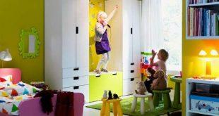 بهترین مدلهای طراحی اتاق کودک ایکیا