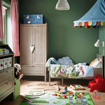 دکوراسیون اتاق کودک،انواع طرح اتاق کودک