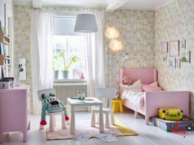 مدل آباژور برای اتاق کودک
