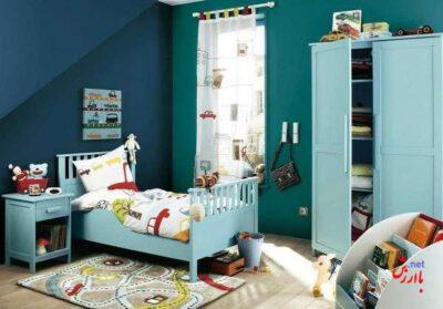 ست کامل تختخواب برای اتاق کودک