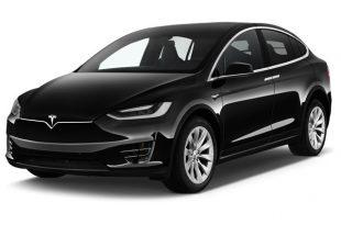 تسلا مدل X 2018