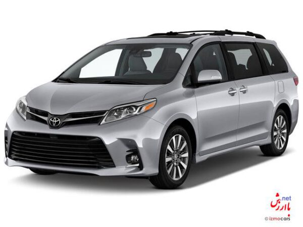 Photo of تویوتا سینا 2018 Toyota Sienna