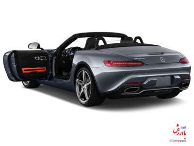 نمای خارجیمرسدس بنز کلاس GT 2018