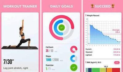 اپلیکیشن تناسب اندام و رژیم غذایی بانوان Weight Loss and Diet Plans