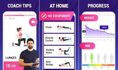 اپلیکیشن کاهش وزن در 30 روز برای بانوان Lose Weight in 30 Days