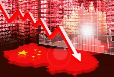 کاهش رشد اقتصادی چین