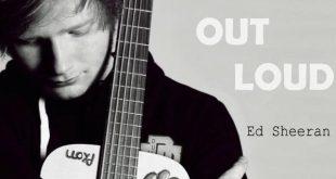 ED SHEERAN-thinking out loud