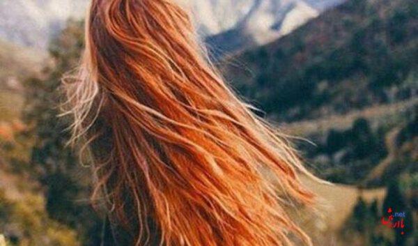 تار موی پریشان