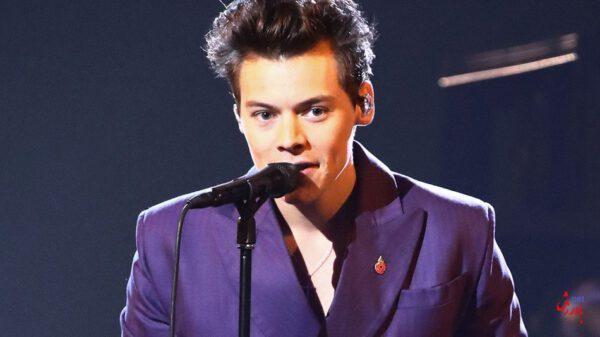 Harry Styles-woman