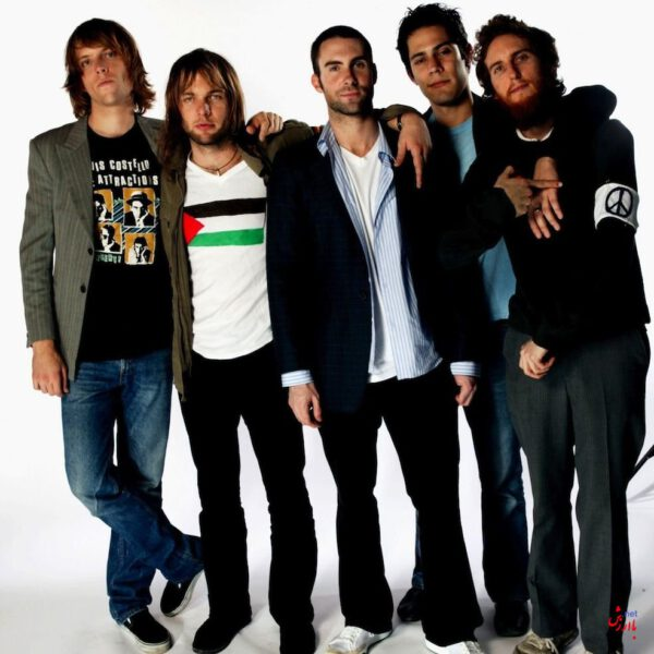 cold Maroon5