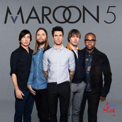 تصویر از متن و ترجمه آهنگ cold از Maroon 5