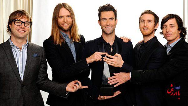 تصویر از متن و ترجمه آهنگ Misery از Maroon 5