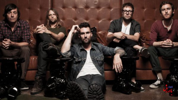 تصویر از متن و ترجمه آهنگ three little birds از Maroon 5