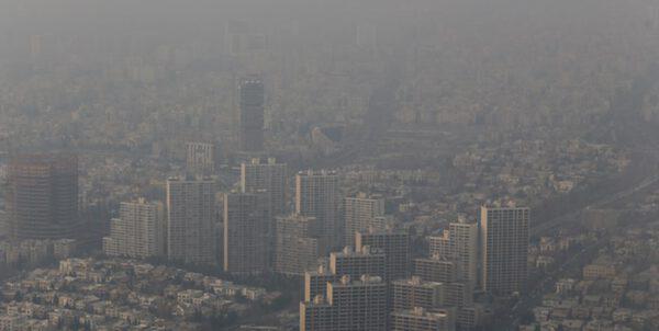 Photo of چهلمین روز آلوده تهران