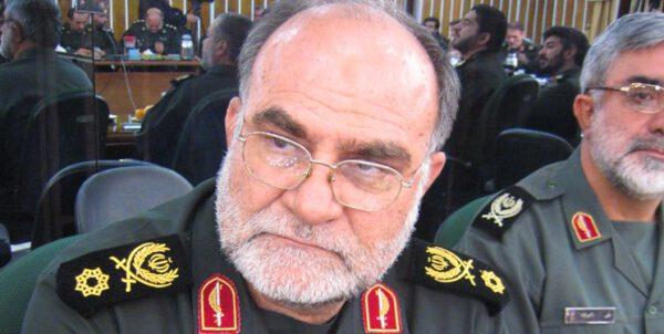تصویر از سردار غیبپرور در پیامی درگذشت سردار منصوری را تسلیت گفت