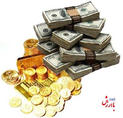 قیمت طلا ، سکه و ارز 2 دی 97
