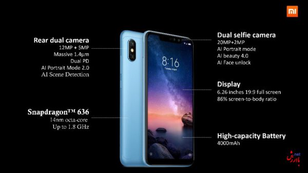 Photo of بررسی تخصصی Xiaomi Redmi Note 6 Pro