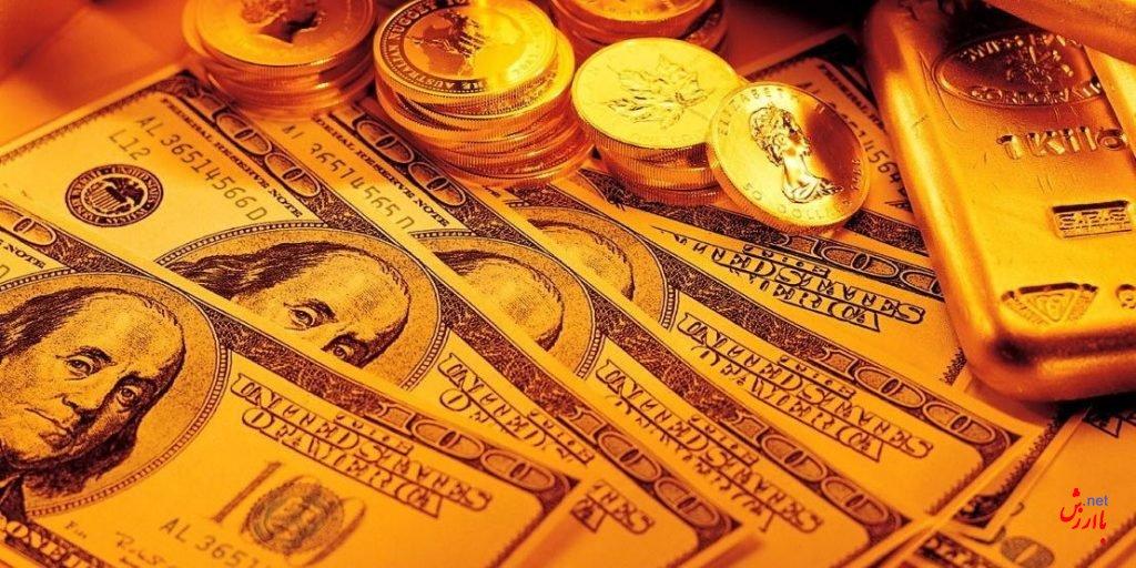 قیمت ارز و طلا 20 آذر 97