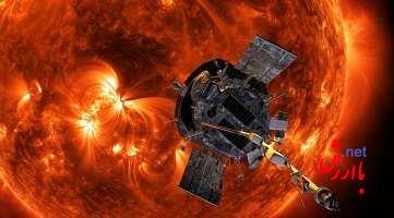 تصویر از کاوشگر خورشیدی پارکر اولین مدار خود به دور خورشید را تکمیل کرد