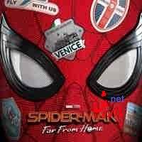 مرد عنکبوتی دور از خانه