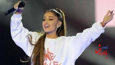اهنگ ghostin از Ariana Grande