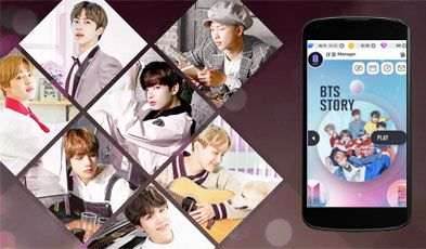 بازی BTS World اپل