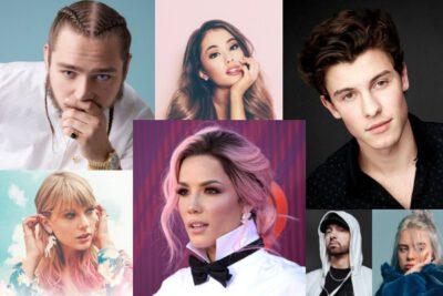 دانلود بهترین آهنگ های خارجی 2019