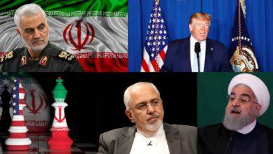 حمله موشکی ایران | واکنش ترامپ به حمله موشکی سپاه + ویدیو حمله موشکی به پایگاه آمریکا