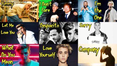 دانلود بهترین آهنگ جاستین بیبر Justin Bieber