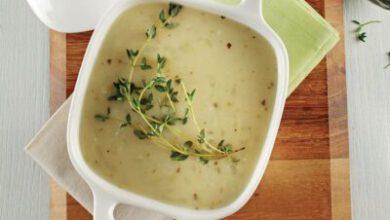 تصویر از طرز تهیه سوپ پیاز آسان و خوشمزه