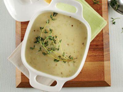 طرز تهیه سوپ پیاز آسان و خوشمزه