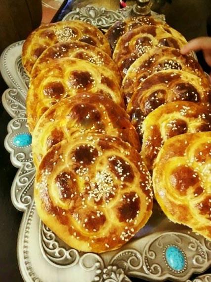 نان زنجبیلی